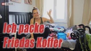 Whats in my bag | Aida mit Kleinkind I Mellis Blog