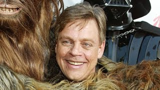Mark Hamill Bloopers That Make Us Love Him Even More