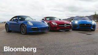 Porsche, Jaguar, or Mercedes: Who Has the Best Luxury Coupe?