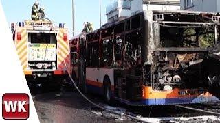 Lob für vorbildliches Verhalten bei Brand in ESWE-Bus