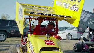 Kyle & Rut's Racing Roots: Kyle Larson - Sunday, August 13, at 7:30 p.m. ET on NBCSN