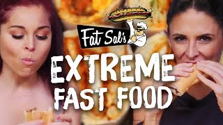 BEST LATE-NIGHT FOOD CREATIONS EVER?! (Cheat Day)