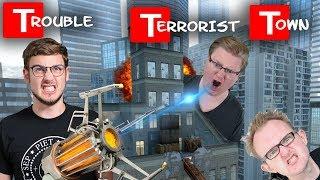 Der NewtonLauncher 🎮 TTT - Trouble in Terrorist Town #532