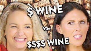 Cheap vs. Expensive Wine Taste Test!
