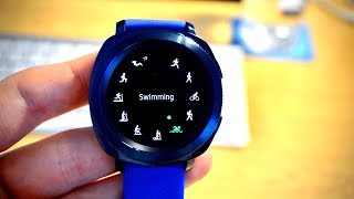 Samsung Gear Sport review One of the most exciting wearables - Cabstone Technology