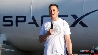 Elon Musk eyes 2019 Mars mission