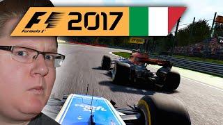Verstappen ist besoffen | Italien 2/2 🎮 F1 2017 #32
