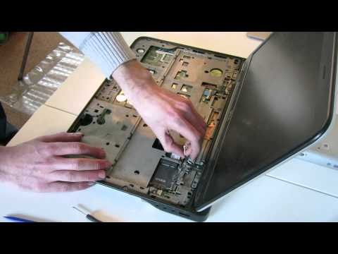Dell XPS 17 L701x/L702x Disassembly and Overheating Repair Guide