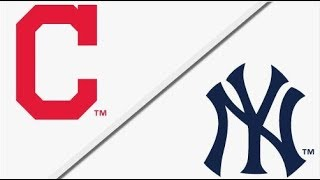 Cleveland Indians vs New York Yankees | ALDS Game 3 Full Game Highlights