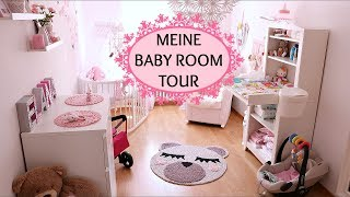 Meine BABY ROOM TOUR I Sevins Wonderland
