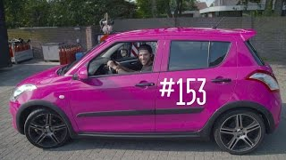 #153: Roze Auto Prank  [OPDRACHT]