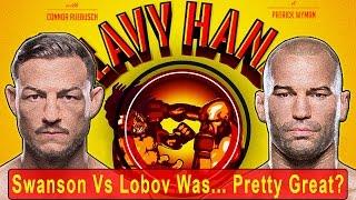 Swanson vs Lobov was . . . actually pretty great? (Heavy Hands #156)