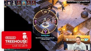 The Dark Crystal: Age of Resistance Tactics Gameplay - Nintendo Treehouse: Live | E3 2019