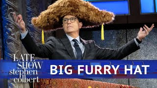 Big Furry Hat: Thanksgiving Edition