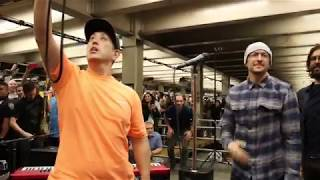 """Linkin Park LIVE in Grand Central Station: """"In the End"""""""