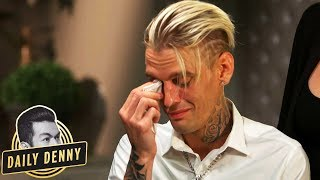 Aaron Carter Breaks Down in Tears Detailing the Events Surrounding His DUI Arrest   Daily Denny
