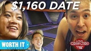 $22 Adrenaline Date Vs. $1,160 Adrenaline Date