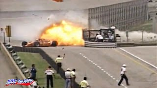 ★Crash Compilation #1 【Indy 500, 80