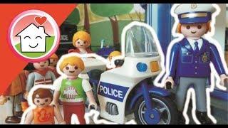 Playmobil Polizei Film deutsch Kommissar Overbeck: Die Kita besucht die Polizei