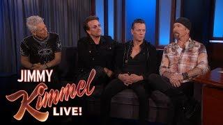 Bono Reveals Advice Bruce Springsteen Gave U2