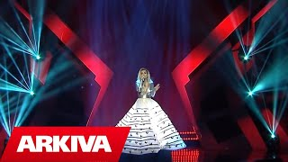 Blerina Braka - Mirupafshim Dashuri (Kenga Magjike 2017 Nata Finale)