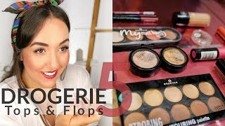 5 DROGERIE TOP & FLOP MAKEUP PRODUKTE + Alternativen