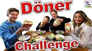 Döner Challenge TipTapTube