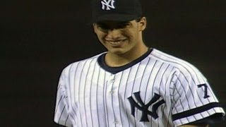 1995 ALDS Gm2: Andy Pettitte