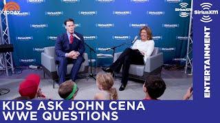 John Cena answers kids