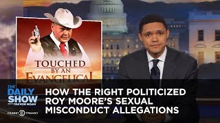 How the Right Politicized Roy Moore