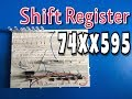 Shift Registers 74595 with Working Circu...mp3