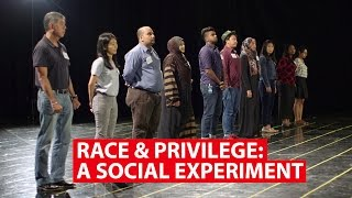 Race & Privilege: A Social Experiment | Regardless Of Race | CNA Insider