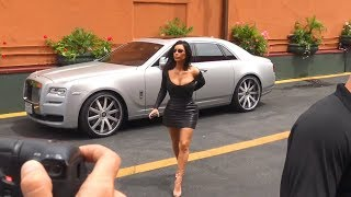 Kim Kardashian Car Collection 2017