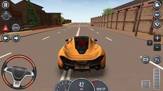 2016 McLaren P1 Driving School Gameplay