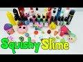 Squishy ile Eğlenceli Slime Challenge -...mp3