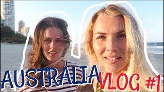 UNSER ERSTER TAG SURFERS PARADISE 😱| PATRIZIAPALME