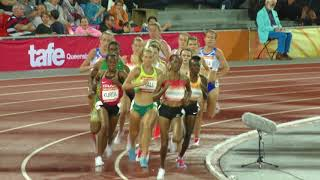 1500m Final   Caster Semenya 4:00.71   Gold Coast 2018