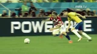 EXCLUSIVE - Luka Modric of Real Madrid and Croatia