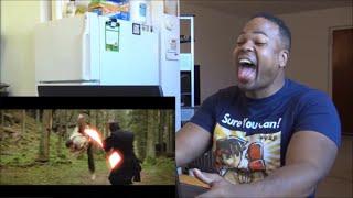 DARTH MAUL: Apprentice - A Star Wars Fan-Film REACTION!!!
