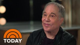 Paul Simon Opens Up About Final Tour And Retiring | TODAY