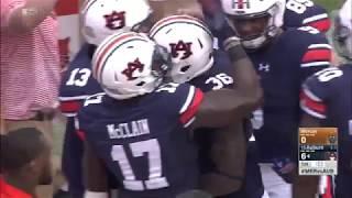 Auburn vs Mercer NCAA Football Highlights 2017