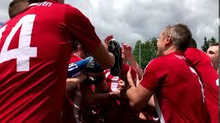Die Bayerwald-Fußballer vom TSV Mauth auf Sport 1