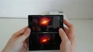 Screen comparison: Sony Xperia XZ vs. Sony Xperia XZ Premium