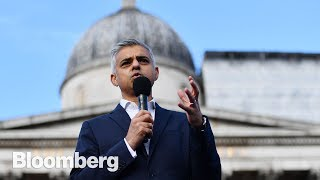 Trolling Trump: The Rise of London's Muslim Mayor