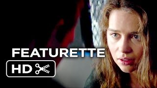 Terminator Genisys Featurette - Sarah Connor (2015) - Emilia Clarke Movie HD