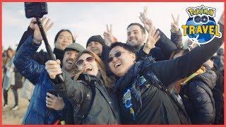 Pokémon GO Travel takes the Global Catch Challenge to Tottori, Japan