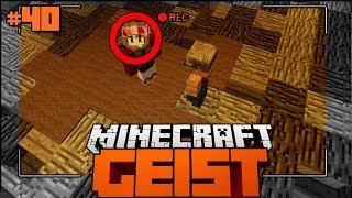 SIE HAT UNS BEMERKT?! - Minecraft Geist #40 [Deutsch/HD]