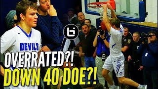 """OVERRATED?! Down 40?! Mac McClung SHUTS UP the Haters!"