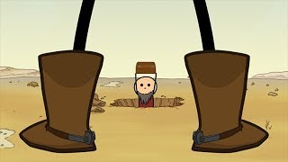 High Noon - Cyanide & Happiness Shorts