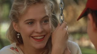 Josie Bissett scenes in Book Of Love 1990